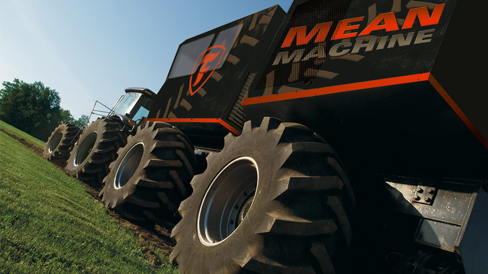 Firestone Mean Machine